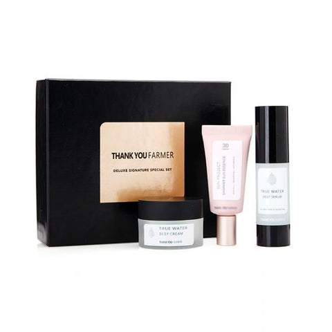 Deluxe Signature Special Set - Shop Amabie: For the best Korean beauty best, Korean skincare, Japanese beauty, Japanese skincare, Taiwanese beauty, Taiwanese skincare