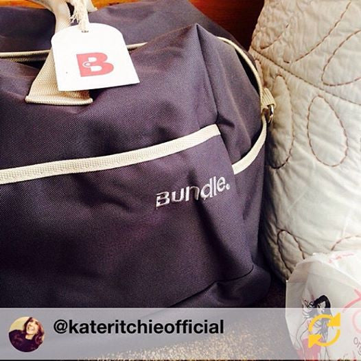 Kate Ritchie loves Bundle