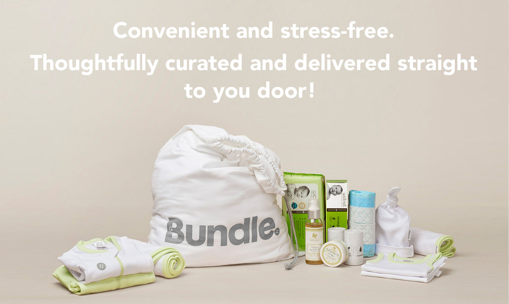 Bundle Curated Maternity Bags