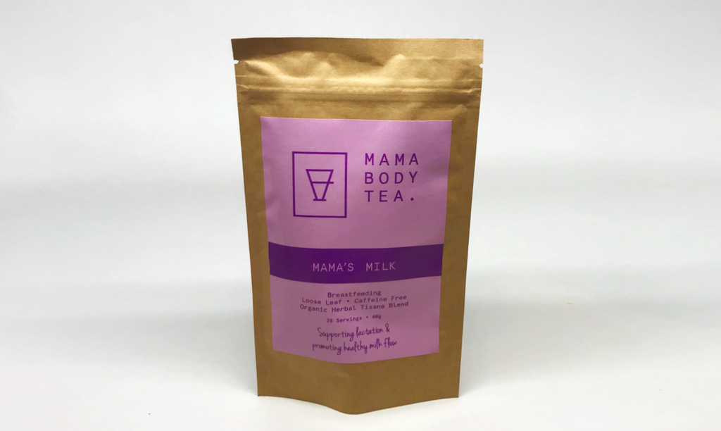 Mama Body Tea pouch - Pre-Packed Maternity Hospital Bags - Bundle