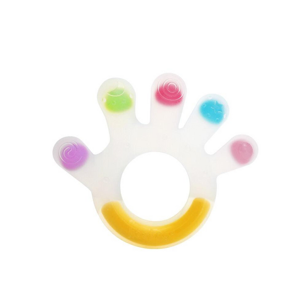 Haakaa Silicone Palm Teether - Pre-Packed Maternity Hospital Bags - Bundle