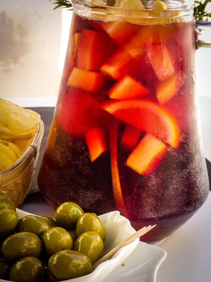 Headed for the beach shack? Don't forget Sangria!