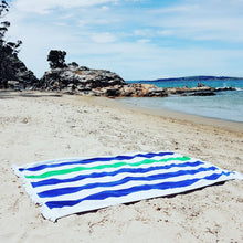Load image into Gallery viewer, Binalong Oversize Cabana Beach Towel