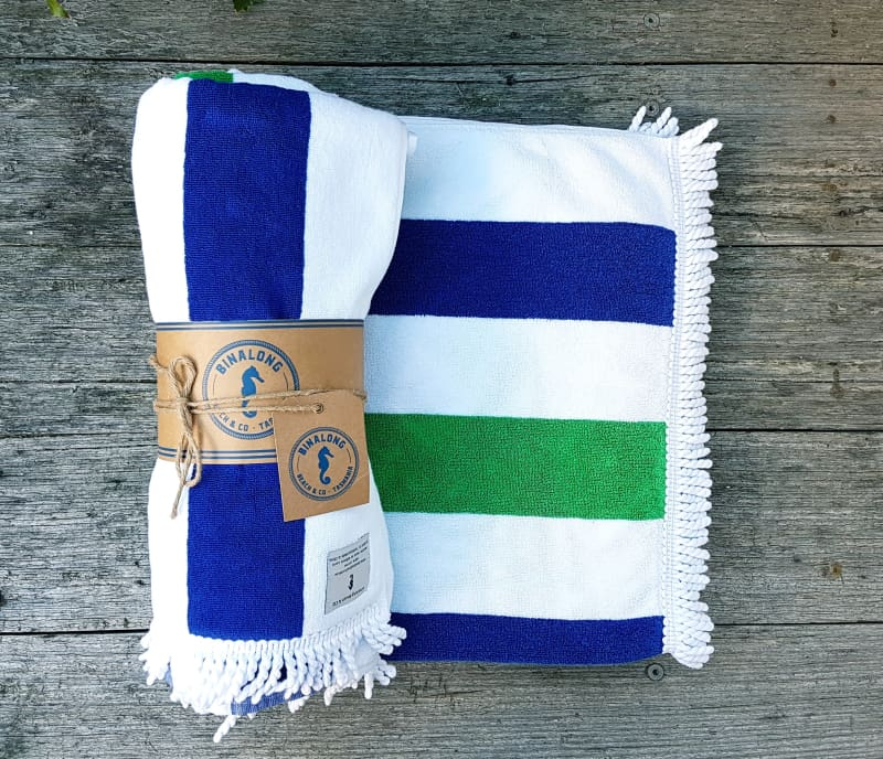 Binalong Oversize Cabana Beach Towel