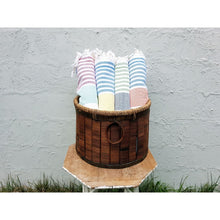 Load image into Gallery viewer, Coningham Beach - Double sided Turkish Terry Towel Turkish Towel