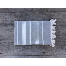 Load image into Gallery viewer, Dolphin Sands - Double sided Turkish Terry Towel