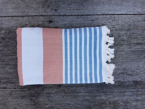 Nutgrove Beach - Double sided Turkish Terry Towel