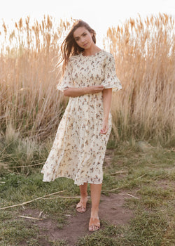 Coming Soon: Wandering Willoughby Dress