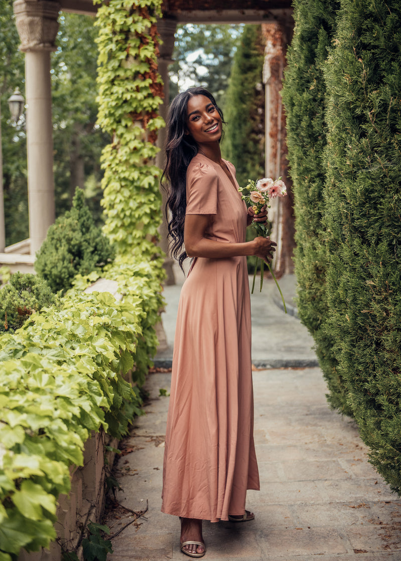 Blue Hill Garden Dress