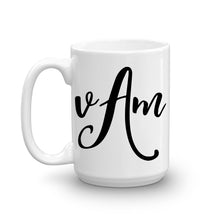 Custom Monogram Mug - Personalized Coffee Cup with Initials - Luxury Office Accessories