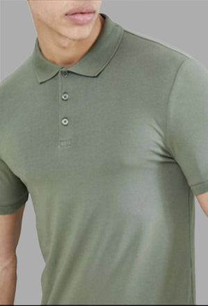 Polyester/Cotton Polo