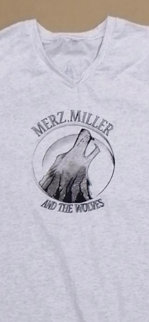 Merz Miller and the Wolves pre-order
