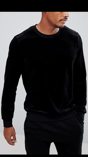 100% cotton sweat shirt