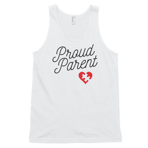 PROUD PARENT Tank Top