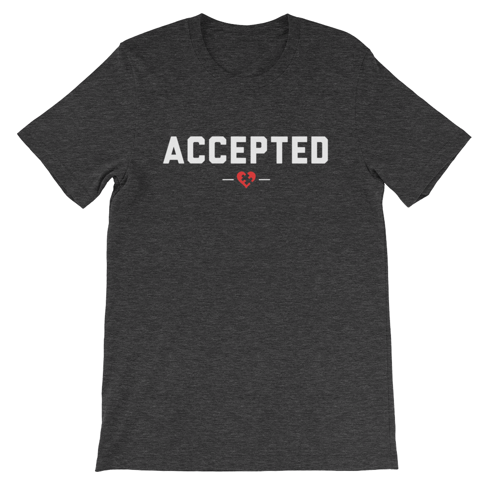ACCEPTED Tee