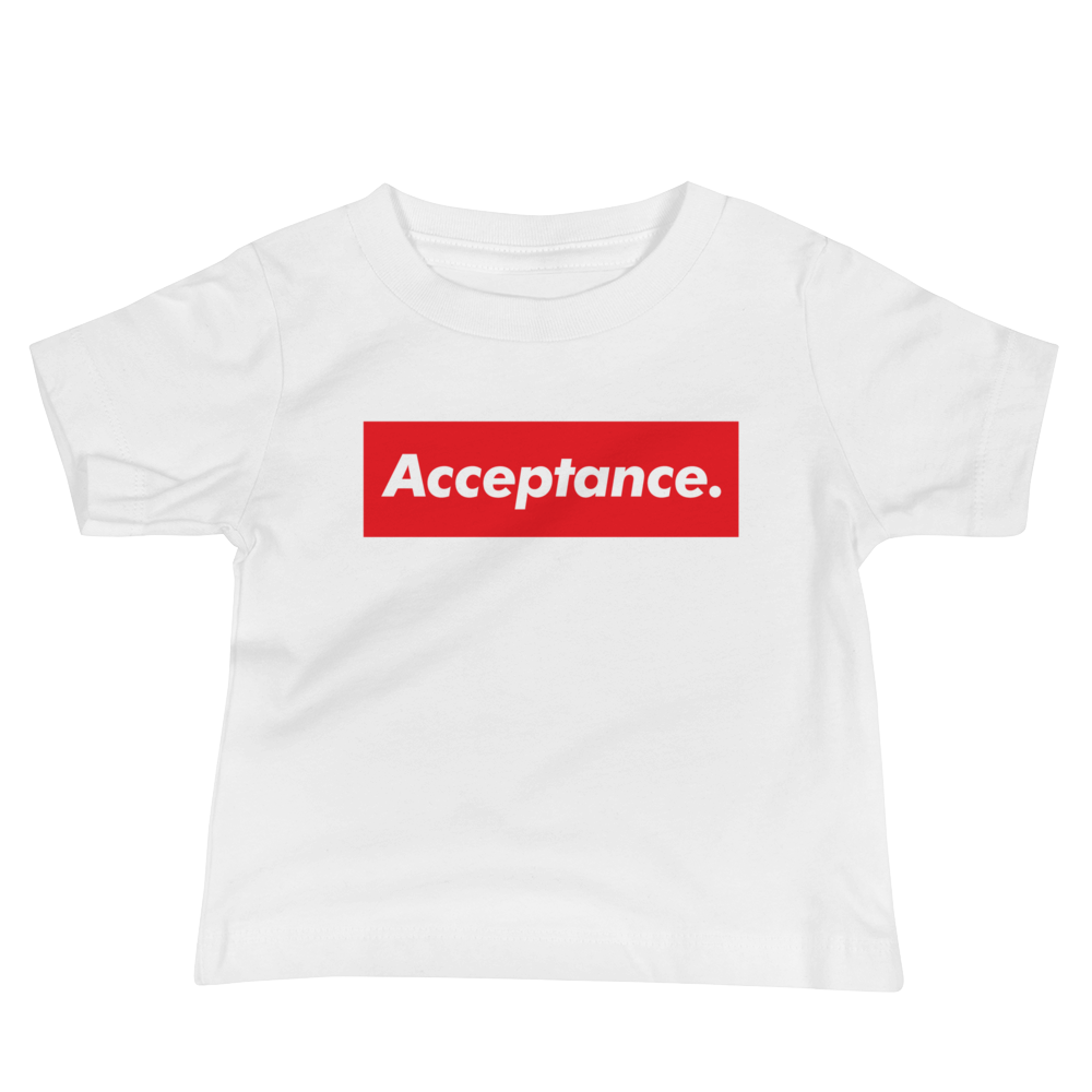 ACCEPTANCE PERIOD Baby  Tee