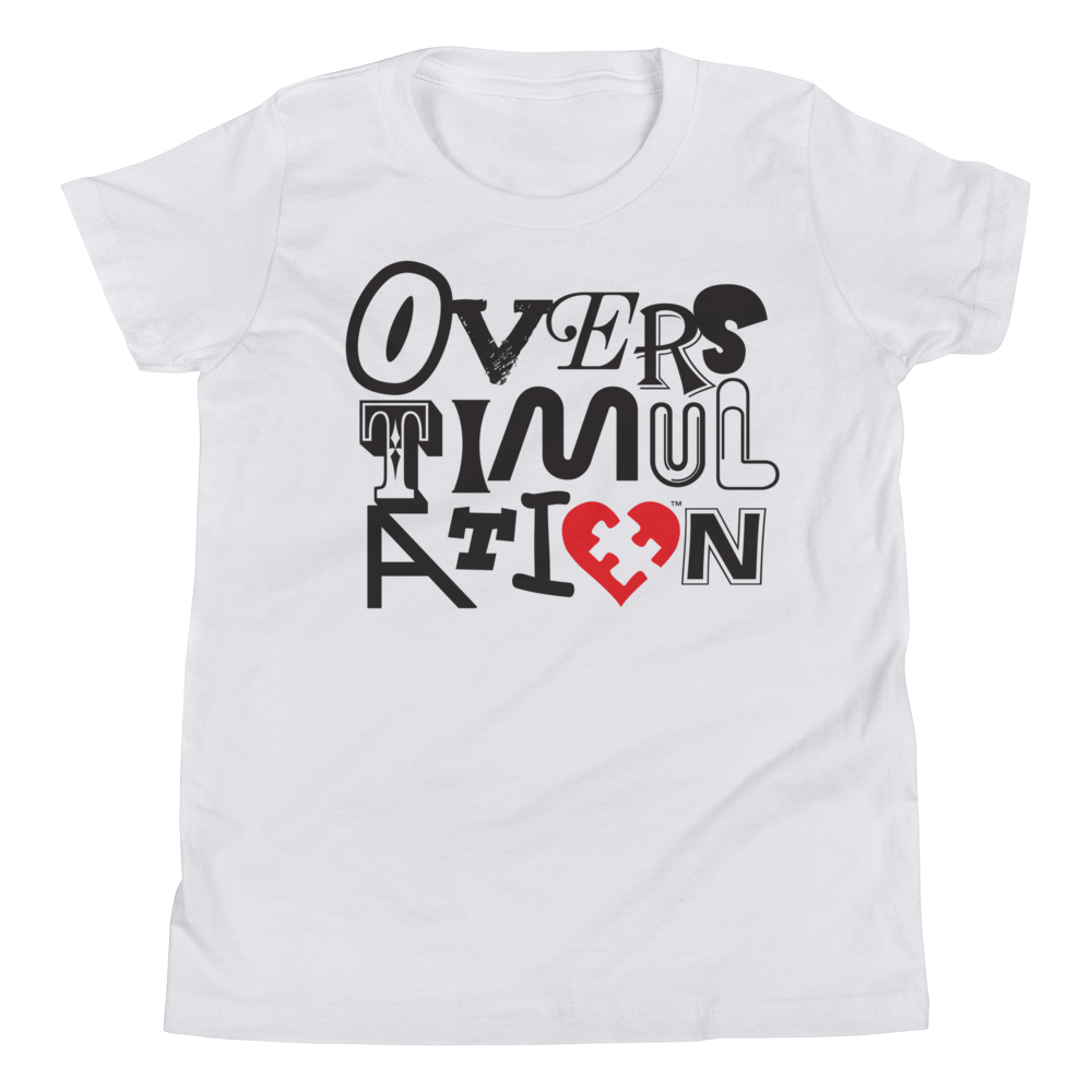 Overstimulation Youth Tee