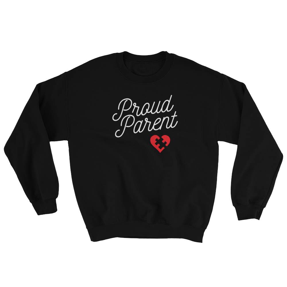 PROUD PARENT Crewneck Sweatshirt