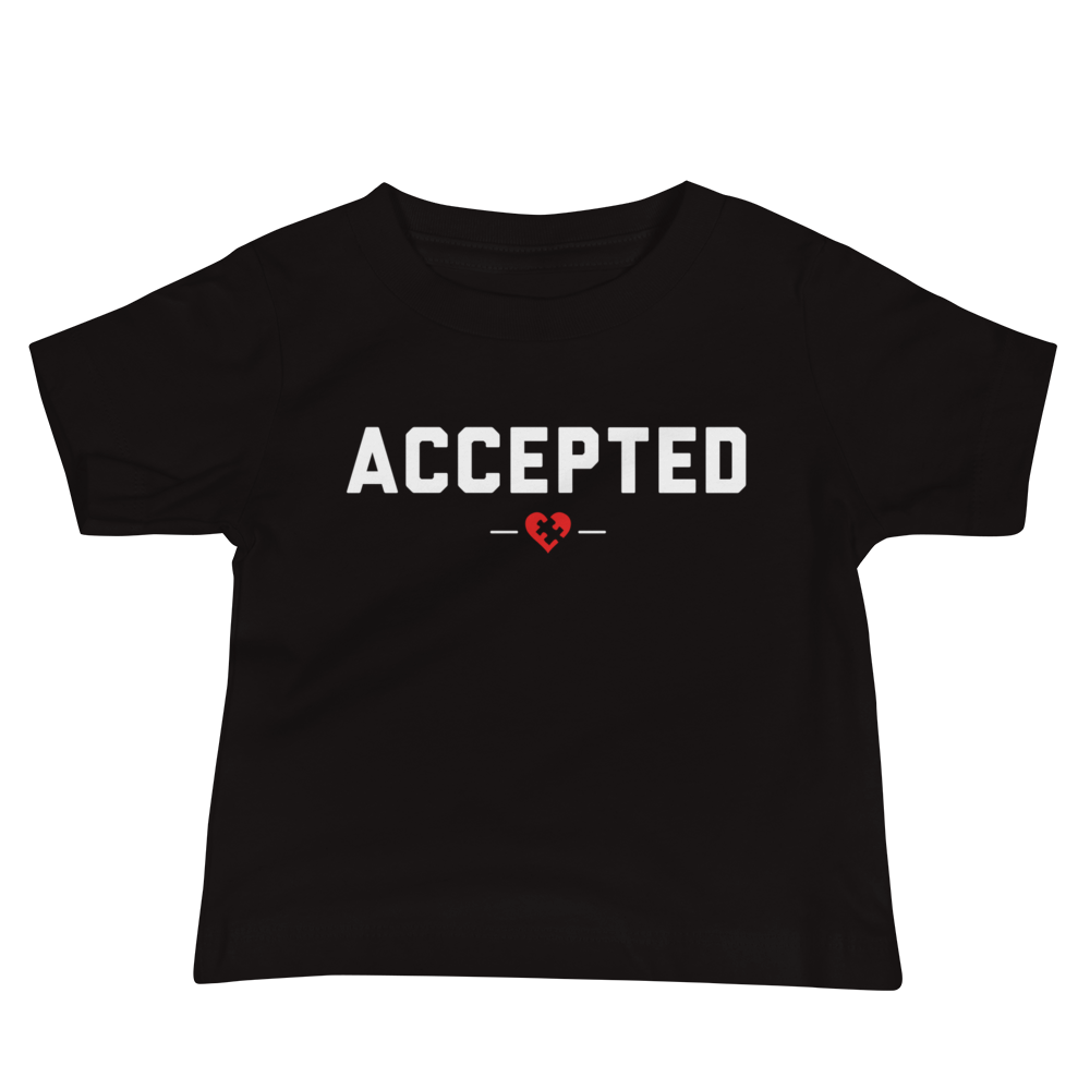 ACCEPTED Baby Tee