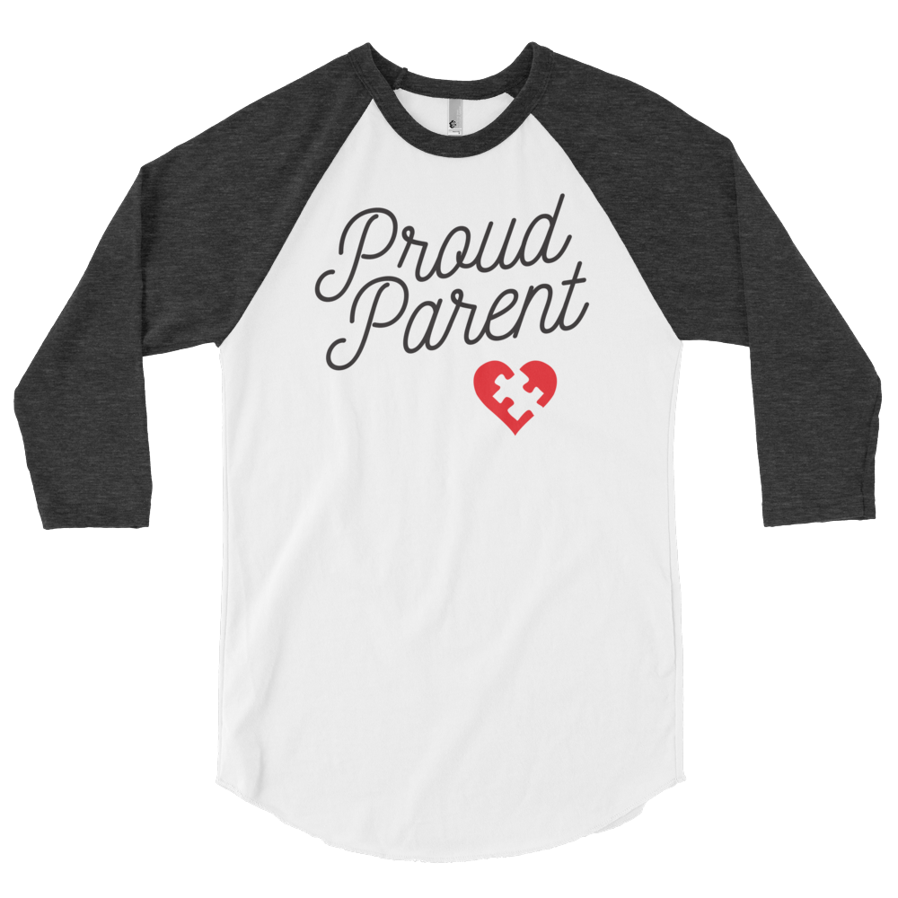 PROUD PARENT Baseball Tee