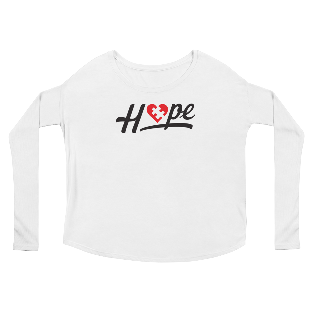 HOPE Long Sleeve Tee