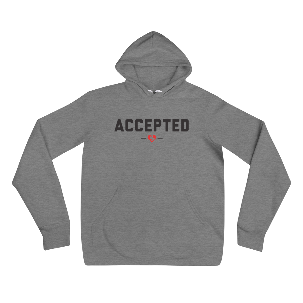 ACCEPTED Pullover Hoodie