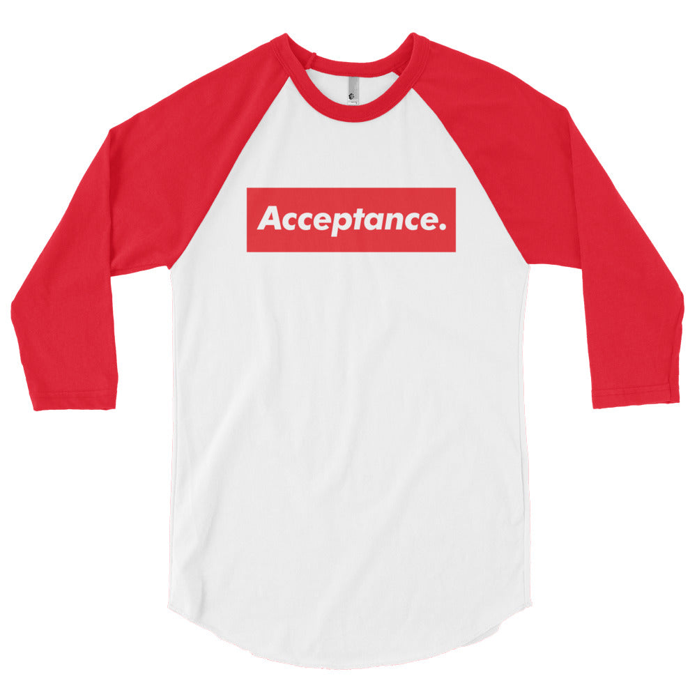 ACCEPTANCE PERIOD Baseball Tee