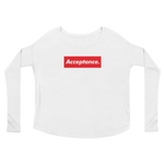 ACCEPTANCE PERIOD Long Sleeve Tee