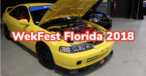 Neo Garage Vlog #3 - The Honda Builds Of Wekfest Florida 2018