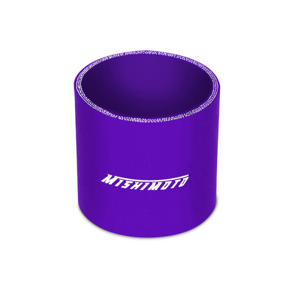 Mishimoto 3.0in. Straight Coupler Purple