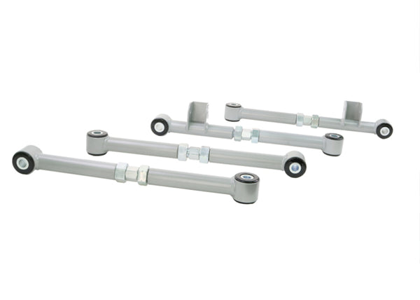 Whiteline 02-05 Subaru WRX Sedan / 02-05 Subaru Impreza Non-Turbo Rear Lateral link-adjust. toe/camb