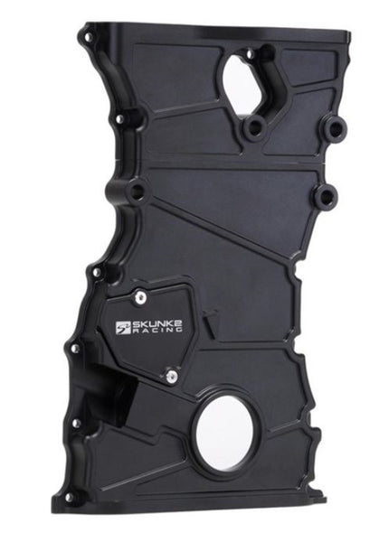 Skunk2 Honda/Acura K-Series (K24 Only) Black Anodized Timing Chain Cover - Neo Garage