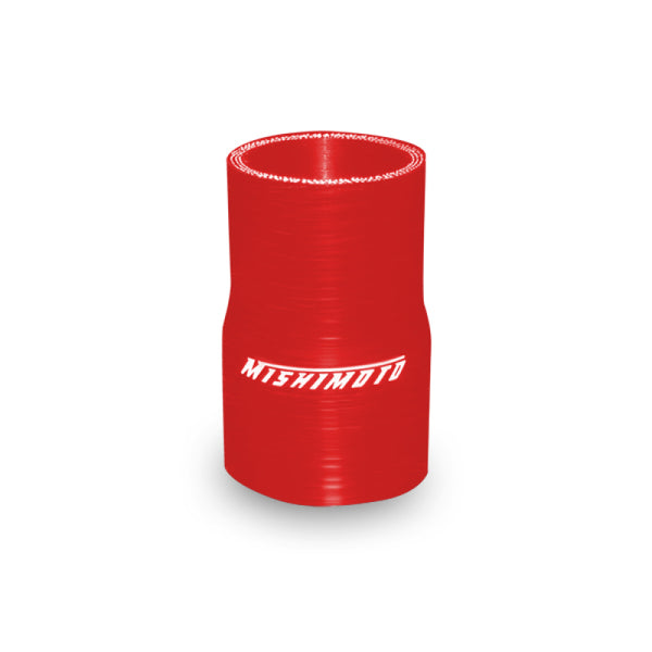 Mishimoto 2.25 to 2.5 Inch Red Transition Coupler