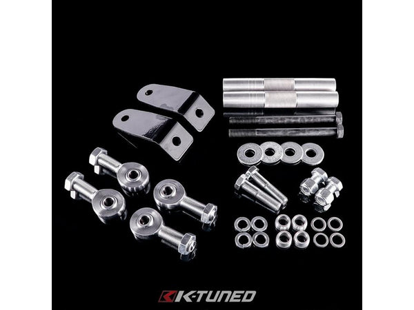 K-Tuned - Front Stabilizer Bars 88-91 Civic/CRX & 90-93 Integra