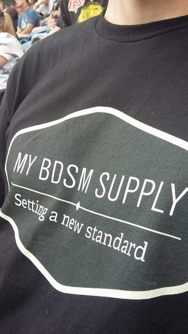 The Official MY BDSM SUPPLY TEE