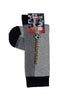 Boys grey Coccoli soccer fashion socks.