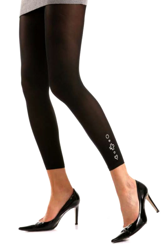 Franzoni Charms Opaque Footless Tights