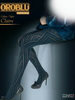 Oroblu Claire Melange Opaque Patterned Tights