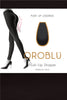 Oroblu push up shaper leggings in cardboard packet.