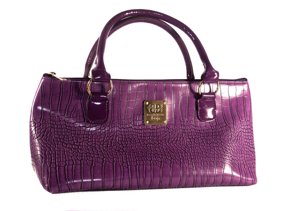 Berri Boisson Bottle Bag - Purple