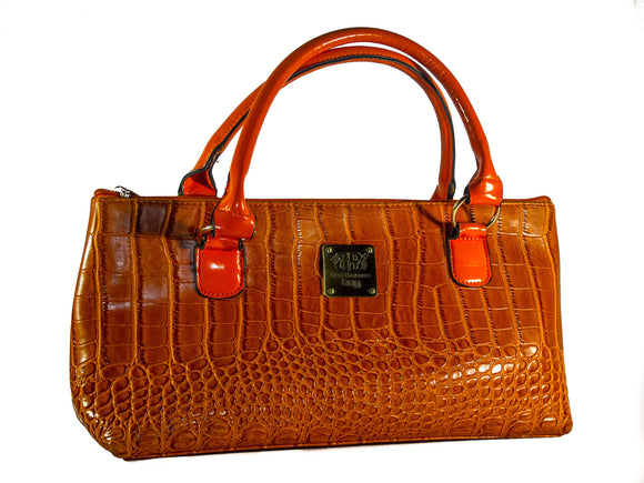 Berri Boisson Bottle Bag - Orange