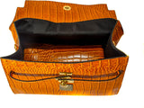 Berri Boisson Bags - Orange