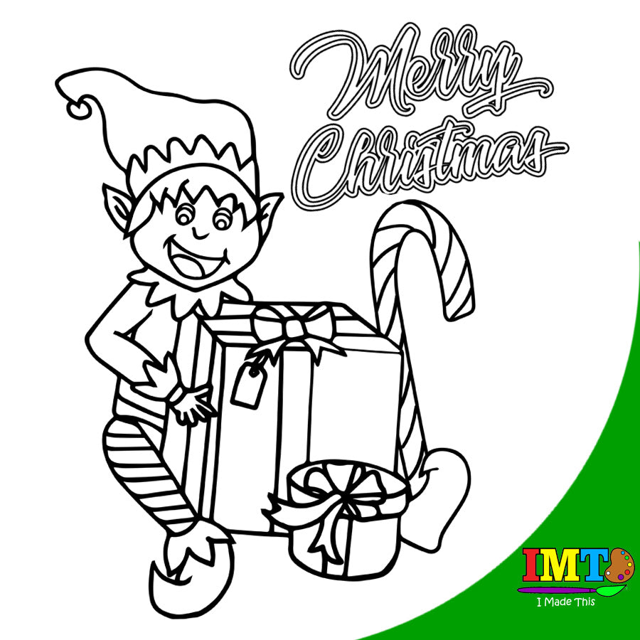 Coloring Pages for Kids – I Made This