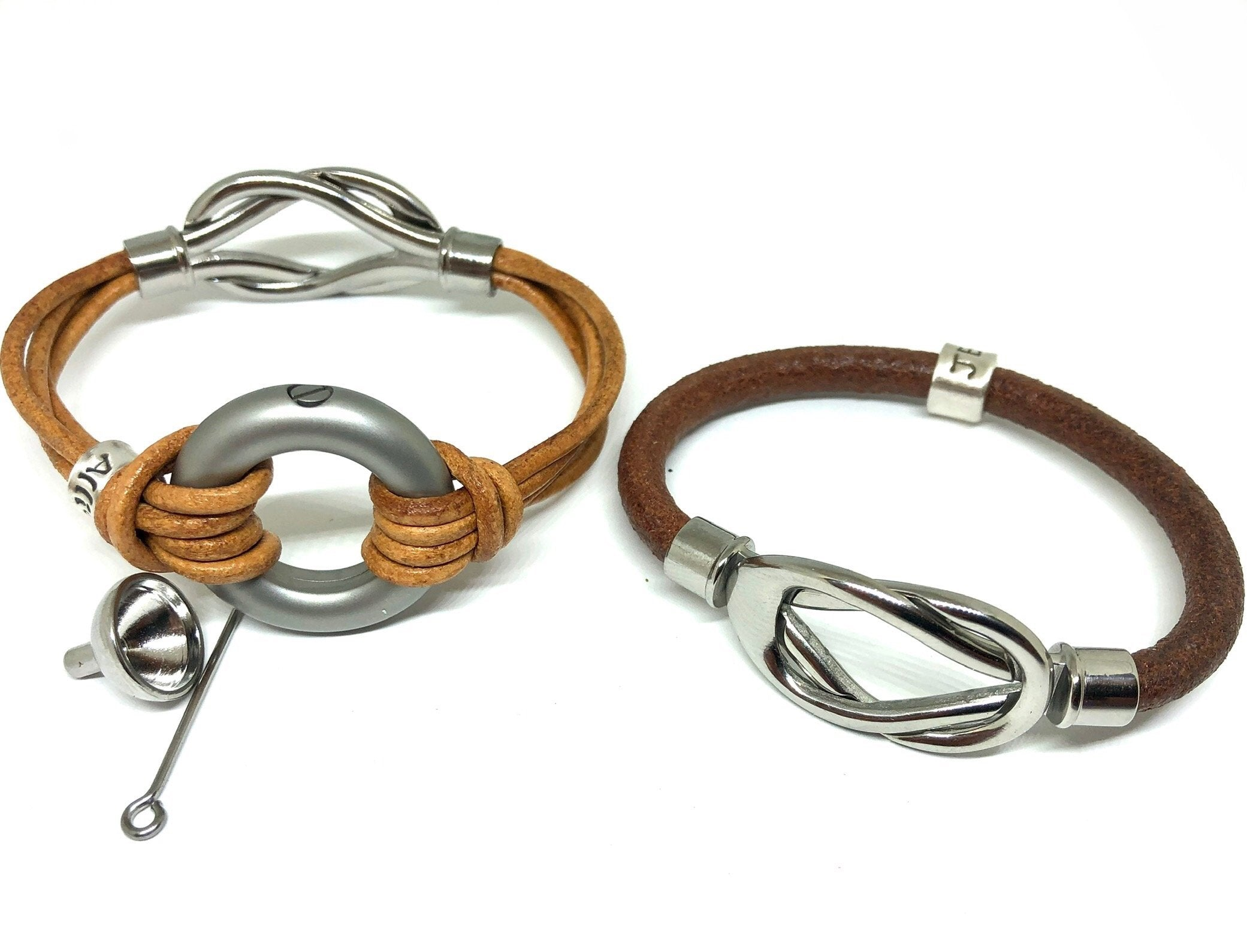 Take a look at our new clasps