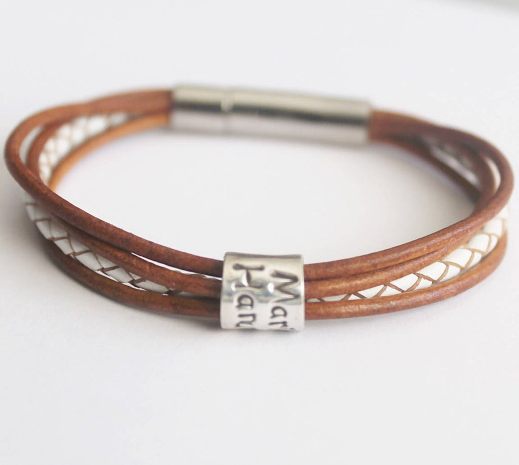 Simple Elegance, Personalised Bracelet
