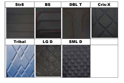 Stitch Pattern Options