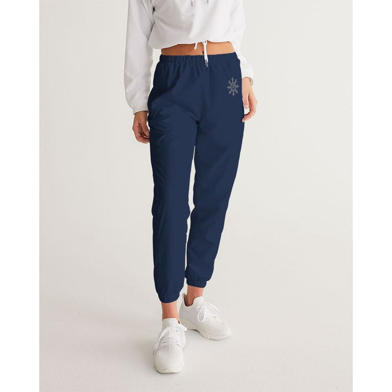 Navy Blue women's track pants