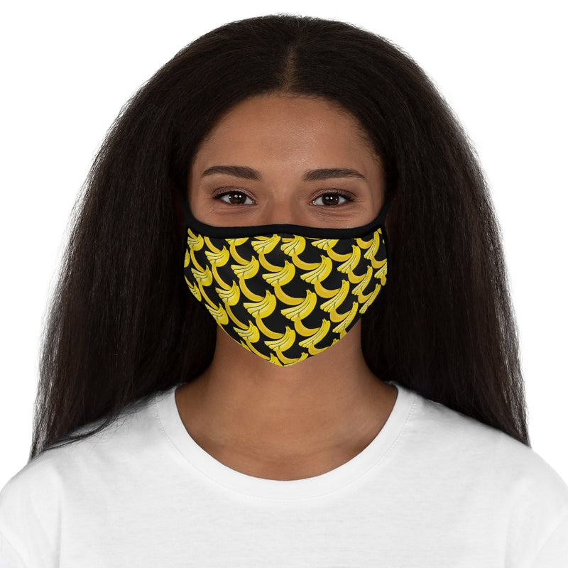 Go Bananas Face Mask