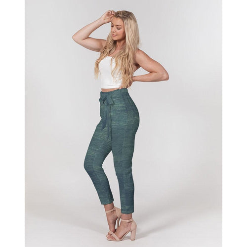 Fade To Green Women's Tapered Pants