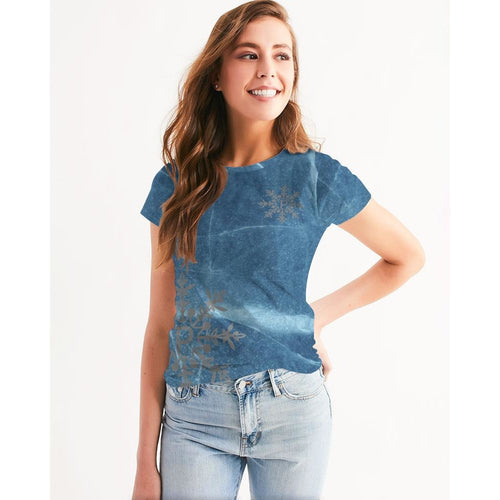 Cracks In The Ice Women's Graphic Tee